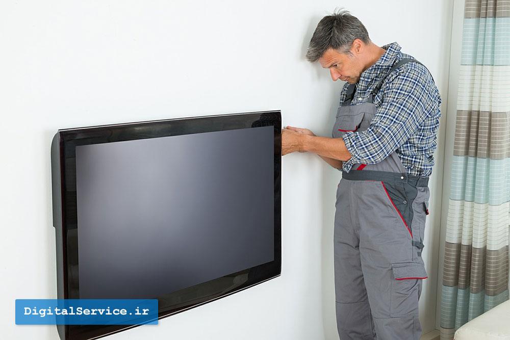 تعمیر تلویزیون ال جی در منزل