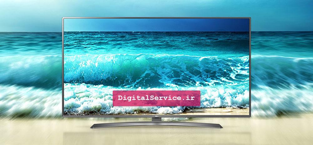 تعمیر تلویزیون led ال ای دی ال جی